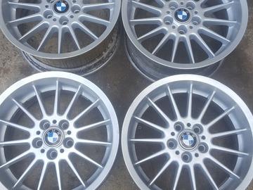 Selling: 18x8 & 18x9 | 5x120 | BMW Style 32