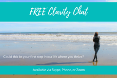 Services: FREE Clarity Chat Session