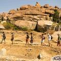 Book Online: Trek along the Temple Trails of Hampi