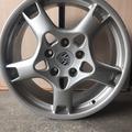 Selling: 19x11 | 5x130 | Porsche Lobster Claw