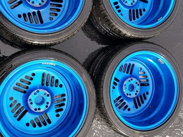 Selling: 18x9.5 | 5x100 & 5x114 | Fifteen52 2PC Mullet for sale