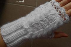 Vente au détail: mitaines en laine/mitaines tricotées/Mitaines Femme, Gants H