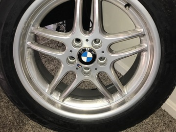 Selling: 18x8.5 | 5x120 | BMW M Parallel
