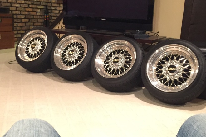 15x8 & 15x8 5 | 4x100 | BBS RS 001 wheels for sale - WheelPrice