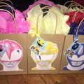 Selling a product: Themed Party Bags