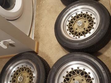 Selling: 14x6 & 14x7 | 4x108 | Volk Mesh wheels for sale