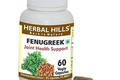 Sell: 35 Bottles - Fenugreek Extract 60 Capsules 500mg Joint supp