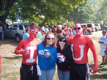 Paid Events: Indiana Hoosiers football tailgate (BEST IN BLOOMINGTON)