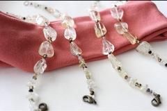 Selling: Citrine Chunk Bracelet
