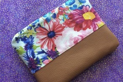 Selling: Floral Coin Purse