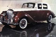 Contact us: 1946 - 1955 Series Bentley Sedan (1953)