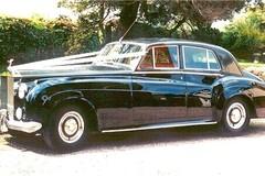 Contact us: 1955 - 1965 Rolls Royce Silver Cloud Sedan
