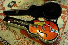 Renting out: 1957 Gretsch 6120 (not reissue)