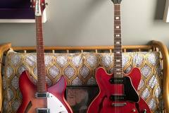 Renting out: 1969 Gibson ES-330 (Lollar Pickups)