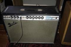 Renting out: 1968 Fender Vibrolux (BF Circuit)