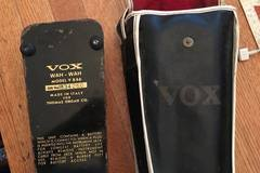 Renting out: Vox Clyde McCoy Wah - not reissue