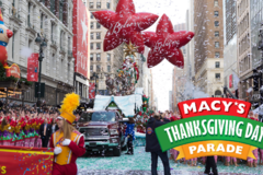Request Pricing: Macy's Thanksgiving Parade 2017