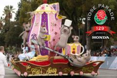 Request Pricing: Rose Bowl Parade 2018
