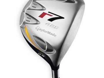 Selling: TaylorMade r7 425 Driver 9.5° Used Golf Club