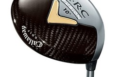 Selling: Callaway ERC FUSION Driver Used Golf Club