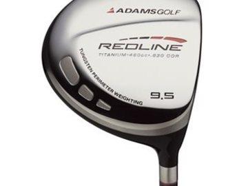 Selling: Adams REDLINE TI 460cc Driver 11.5° Used Golf Club