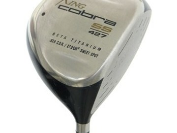 Selling: Cobra SS 427 Driver 9° Used Golf Club