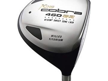 Selling: Cobra SZ 460 Driver 9° Used Golf Club