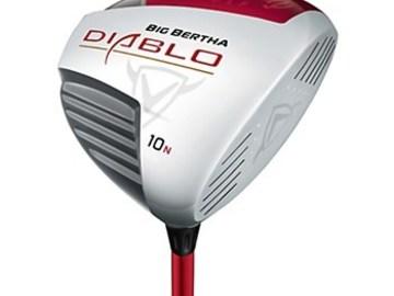 Selling: Callaway Big Bertha Diablo Neutral Driver Used Golf Club