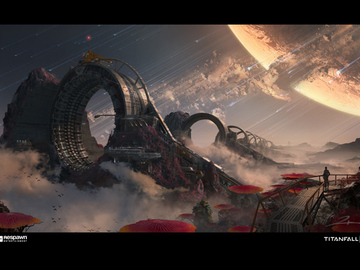 1 on 1 Mentoring: Environment Concept and Matte Painting