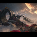 Mentoring: Environment Concept and Matte Painting