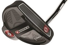 Selling: Odyssey O-Works 2-Ball Standard Putter Used Golf Club