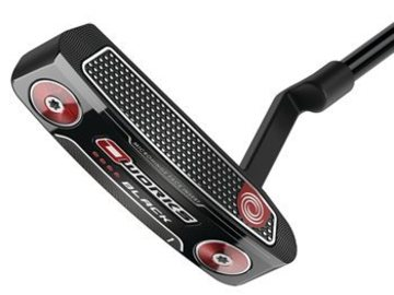 Selling: Odyssey O-Works Black #1 Standard Putter Used Golf Club