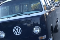 Renting out per day: 1972 Volkswagen Bus