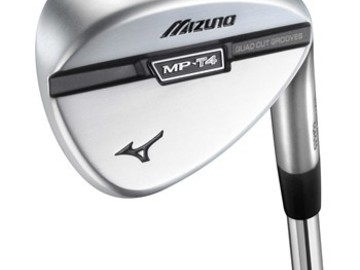 Selling: Mizuno MP-T4 White Satin Lob Wedge Wedge 60° Used Golf Club