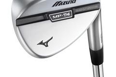 Selling: Mizuno MP-T4 White Satin Lob Wedge Wedge 60° Used Golf Club