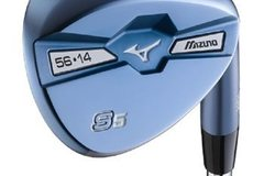 Selling: Mizuno S5 Blue Ion Lob Wedge Wedge 60° Used Golf Club