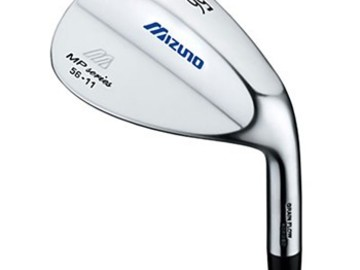 Selling: Mizuno MP SERIES Lob Wedge Wedge 60° Used Golf Club