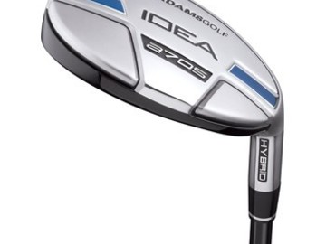 Selling: Adams Idea a7OS 4H Hybrid 22° Used Golf Club