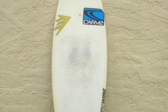 "Daily Rate: 6'2"" Firewire - Futura - Gold Coast"