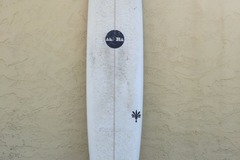 "Daily Rate: 9'1"" Malibu Longboard - Aloha  –  Wave Burglar - Gold Coast"