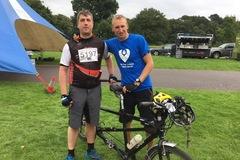 Free bike sharing: Tandems: Oxford