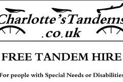 Free bike sharing: Tandems: Kent