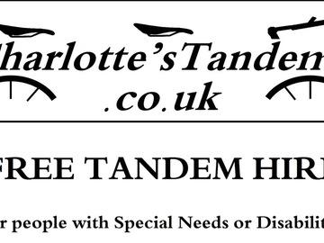 Free bike sharing: Tandems: Birmingham