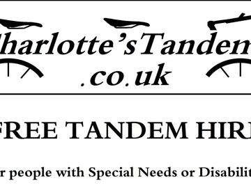 Free bike sharing: Tandems: Leicester