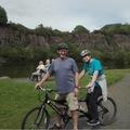 Free bike sharing: Tandems: Glasgow
