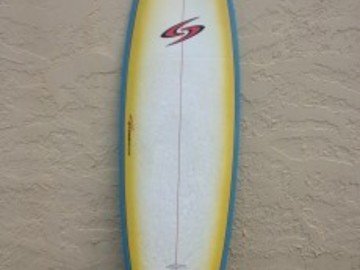 "Daily Rate: 6'10"" Progressive Fish – Surftech Tufflite - Gold Coast"