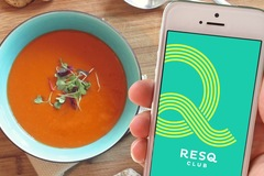 Tarjotaan: ResQ cheap meals  from restaurant next to you !