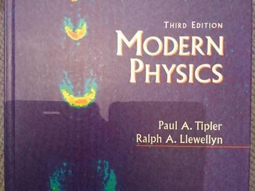 Myydään: Modern Physics