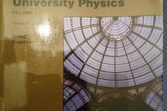 Myydään: university physics vol 1,2, and 3