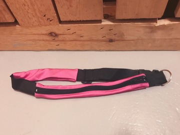 Myydään: Waist bag /waistpack for sports or travel